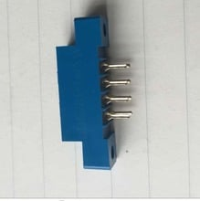 Vertical Type/ Solder Type Pitch 3.96mm Edge Connector With 8-72 Pin