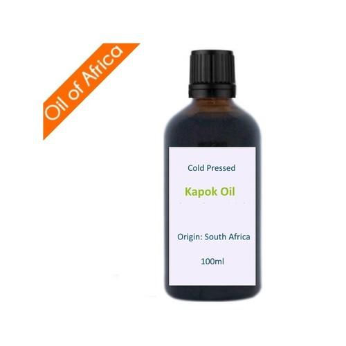 Cold Pressed Kapok Seed Oil