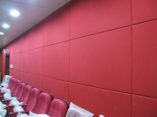Fabric Acoustic Wall Paneling Services