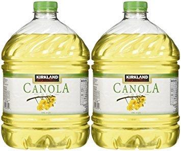 Healthy Food-Grade Canola Oil