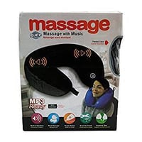 Light Weighted Massage Music Pillow