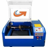Mini Small Laser Engraving and Cutting Machine
