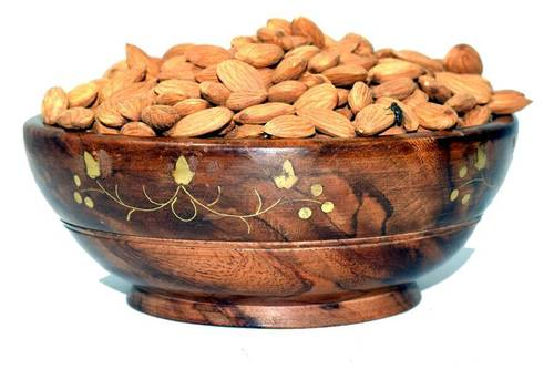 Attractive Wooden Dryfruit Bowl in  Shop No. 70 71 Pawan Bela Market Opp. Ito Court Road