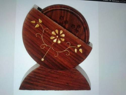Good Quality Designed Wooden Coaster
