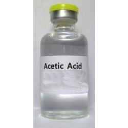 Colorless Acetic Acid Liquid