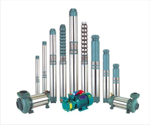 Electric Borewell Submersible Pumps