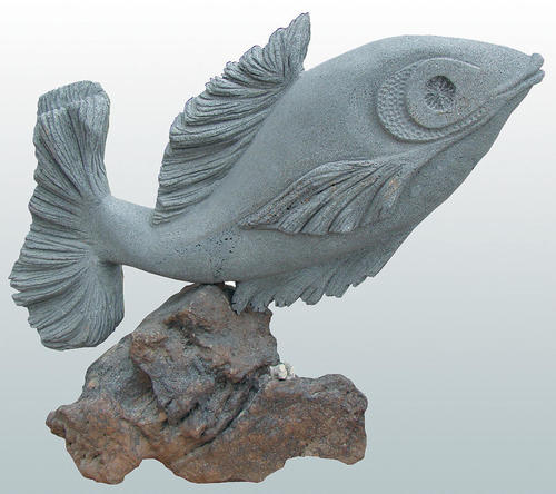 Fish Sculptures For Garden In Paldi