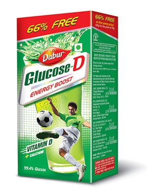 Glucose D Energy Boost