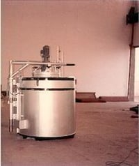 High Quality Tempering Furnace