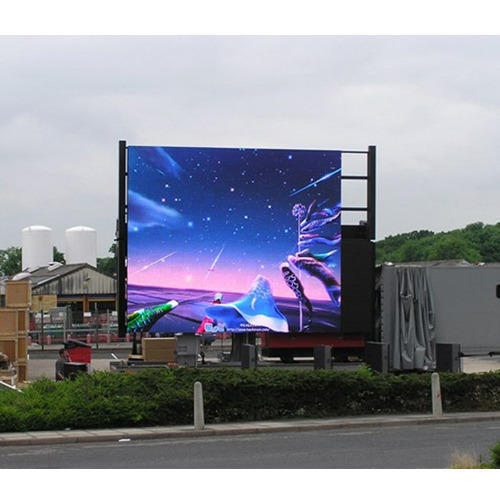 Large Size Outdoor LED Screen
