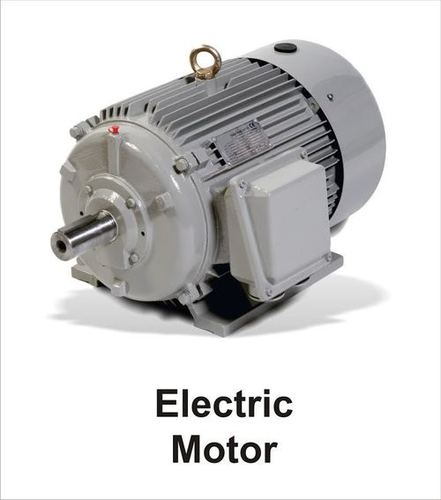 Precision Engineered Electric Motor