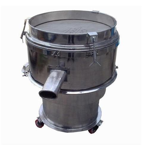 Agarbatti Powder Sieving Machine