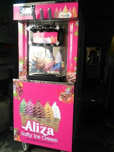 Automatic Softy Ice Cream Making Machine in  Kukatpally