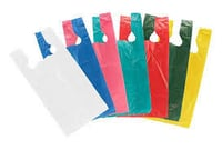 Colored Kirana Bags For Packaging