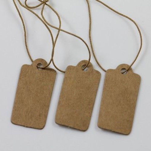 Multi Colour Hang Tags