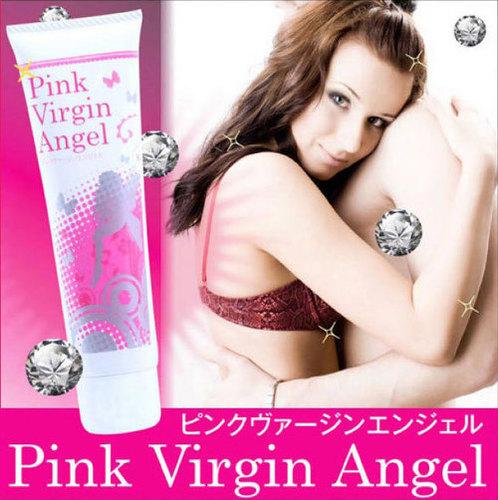 Pink Virgin Angel Whitening Cream For Nipples, 60g