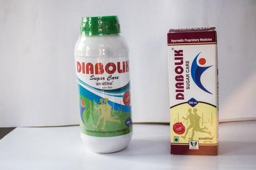 Tonic & Syrup Ayurvedic Diabolik Sugar Care