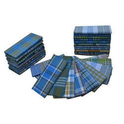 Check Design Cotton Lungi