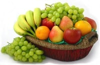 Fresh Premium Fruit Basket