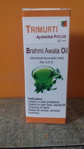 Brahmi Awala Oil