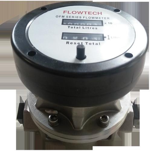 Machine Oil Flow Meter