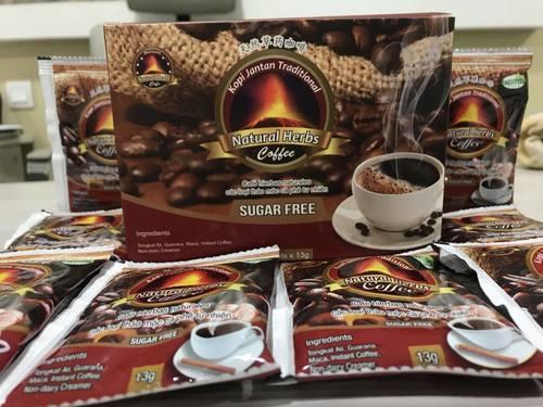 Natural Herbs Sugar Free Coffee