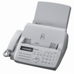 Portable Facsimile Fax Machine