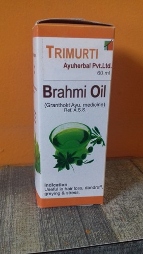 Side Effect Free Brahmi Oil