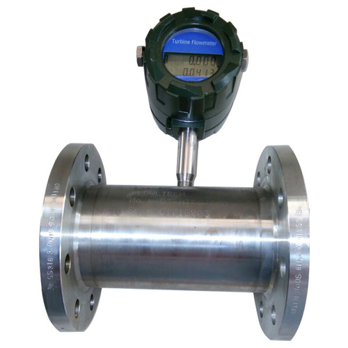 Turbine Flow Meter And Valve in  Makarpura (Vdr)