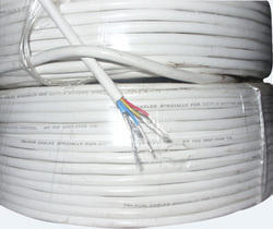 3+1 CCTV Copper Cable