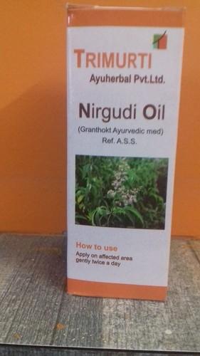 Highly Demanded Nirgudi Oil