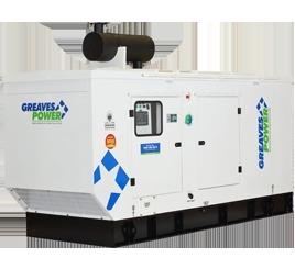 Long Life Diesel Generator