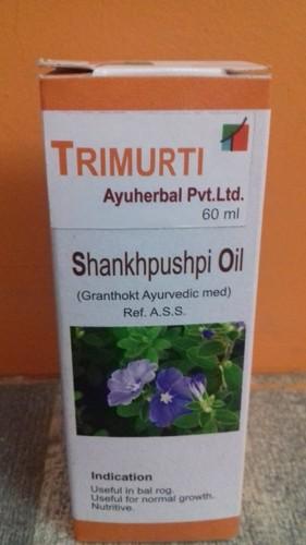 Shankhapushpi Massage Oil