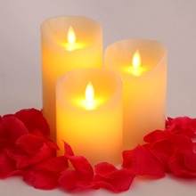 Customized Eco Friendly Wax Candle