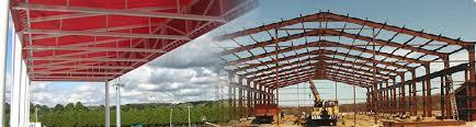 Rugged Construction Steel Structure