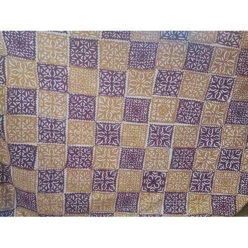 Cut Work Bed Cover