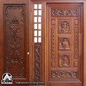 Optimum Range Wooden Door