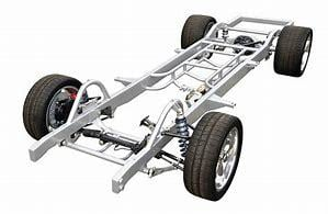 Reliable Performance Vehicle Chassis
