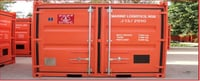 6 Point 5 Small Cargo And Chemical Container
