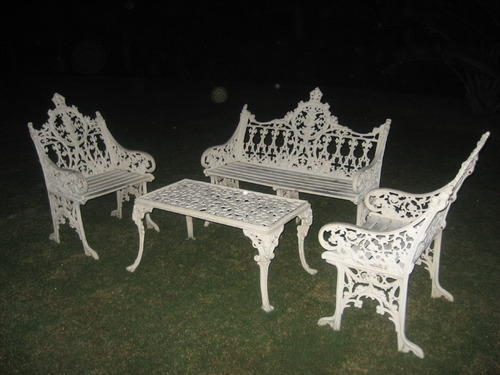 Fantastic Cast Iron Maharaja Sofa Set At Best Price In Hyderabad Beatyapartments Chair Design Images Beatyapartmentscom