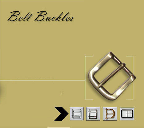 Durable Metal Belt Buckles