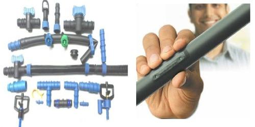 Flat Inline Drip Irrigation Pipe