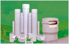 Rigid PVC Pressure Pipes AND Fittings - ANAND TRADE LINK PVT