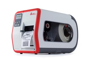 Barcode and RFID Industrial Printer