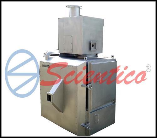 Medical Waste Incinerator Machine