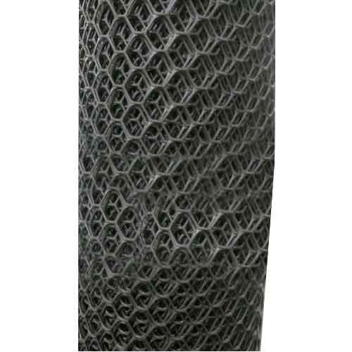 Black PVC Fencing Net