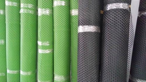 Green and Black HDPE Fencing Net
