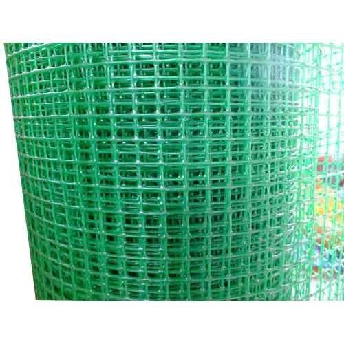 Green Pvc Garden Net