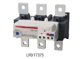 LR9 F7375 Electronic Thermal Overload Relay