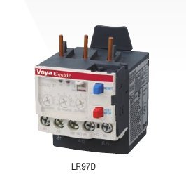 LR97D Electronic Over-Current Relay